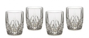Crystalline Whiskey Glasses